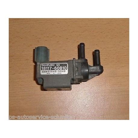 Magnetventil Suzuki Swift 1.0 1.3 18117-60B10