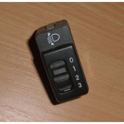 Schalter Höhenverstellung Scheinwerfer Opel Corsa B